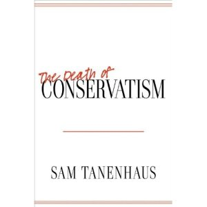 death of conservatism