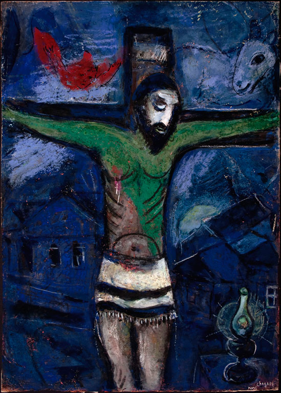 "Christian Anti-Zionism, Christian Zionism and ""the Jews ... Chagall Crucifixion Paintings"